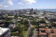 ホノルル(ハワイ)