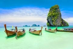 【クラビ】Krabi Beach 1