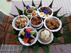 【チェンライ】KANTOK DINNER