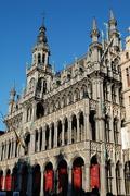 ブリュッセル市立博物館(王の家)