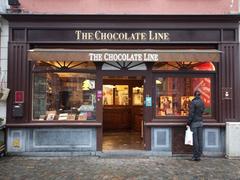 【チョコレート・ライン】クラシックな趣きの店