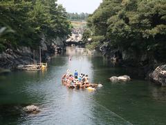 【セソカッ】ゆっくり進む筏のテウ