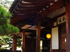 【瑶石宮(ハルセキキュウ)】伝統的な両班の屋敷