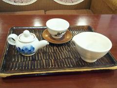 【ハナ房】韓国伝統茶を伝統茶器で楽しめる