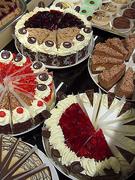 【ハンゼルマン】ケーキの種類も多く、どれもおいしそう