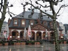 【ハウプトヴァッヘ】現在の建物は1954年に再建された