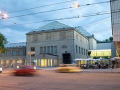 【チューリッヒ美術館】数々の重要な美術品を収蔵する
