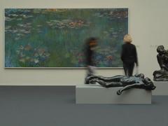 【チューリッヒ美術館】モネの『睡蓮』も見逃せない
