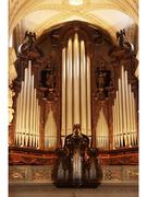 【ホーフ教会】迫力満点の大パイプオルガンは音色も格別