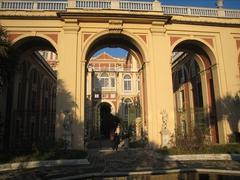 【王宮】美しい中庭は訪れる価値あり