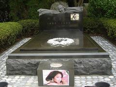 【テレサテン紀念墓園】お墓