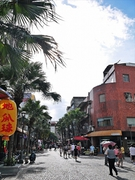 【鴬歌陶瓷老街】鴬歌陶瓷老街の街並み