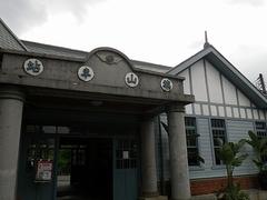 【旗山(キザン)】廃線になった駅舎