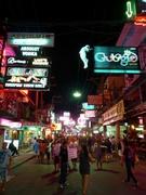 【ウォーキング・ストリート】タイ最大の夜遊びタウン