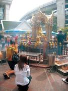 【エラワン・サンプラプロム】バンコク最強のパワースポットといわれる