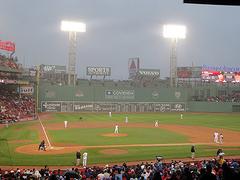 【フェンウェイ・パーク】野球ファンにはたまらない