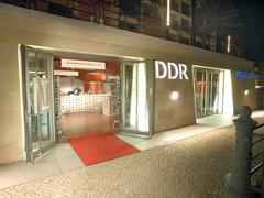 【DDR博物館】DDR博物館入口
