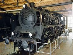 【ドイツ技術博物館】SLの展示