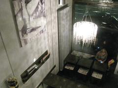 【ショコラ】店内着席スペースを2階から