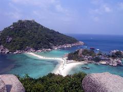 【ほうぼう屋】サムイ島からも近いナンユアン島