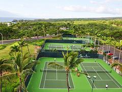 【マケナ・テニス・クラブ】素晴らしい自然の中でテニスを楽しもう