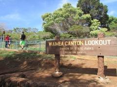 【ワイメア・キャニオン州立公園】雨による侵食活動でできた雄大なキャニオン