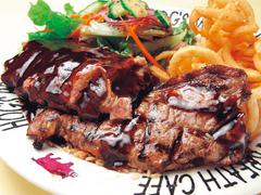 【ホッグス・ブレス・カフェ】肉の旨味を堪能したい