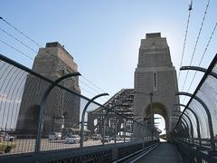 シドニー・ハーバー・ブリッジ パイロン展望台