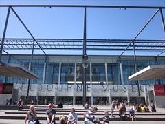 【メルボルン博物館】市民の憩いの場