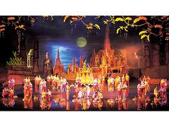 【サイアム・ニラミット】タイ伝統の行事である灯篭流し