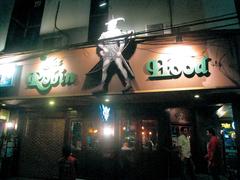 【ロビン・フッド】日本人在住者が多く行きかうスクンビット33/1にある