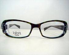 【ビエンナメガネ】装いメガネはコーデの主役に。ラフォン/lafont派手ながら個性的で高級感あるデザイン