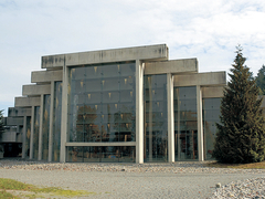 UBC人類学博物館