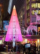 【トロント・イートン・センター】イートンセンターの壮大なクリスマス・デコレーションは一見の価値あり
