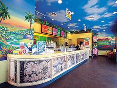 【ラニカイ・ジュース】まるでビーチにワープしたような店内