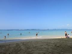 【サン・スーシー・ビーチ】小さいが地元住民にも人気のビーチ