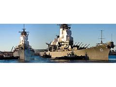 戦艦ミズーリ号記念館