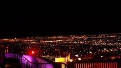 【ヴードゥー・ステーキハウス・リオ】ロマンティックな夜景