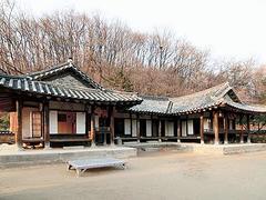 【韓国民俗村/ハングッミンソッチョン】チャングムの撮影も行われた南部土豪屋敷