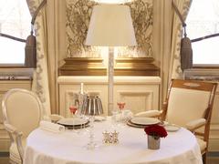 【ル・ムーリス・アラン・デュカス(ル・ムーリス内)】ロマンチックなディナーに利用したい