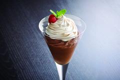 【モートンズ・ザ・ステーキハウス】おなかいっぱいでも食べたいデザートのチョコレートムース