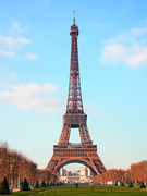 【エッフェル塔】パリのマストスポット