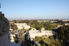 【バルボア公園】広大な敷地のなかに博物館など複数の施設が立ち並ぶ