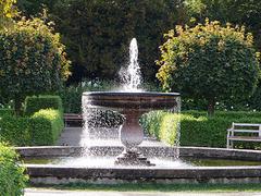 【レジデンツ】宮殿の庭
