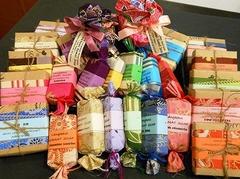 【ピサン】手づくりのナマコ石鹸は全部で15種類