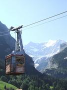 【フィンシュテック】山小屋仕様の新ロープウェーが登場し、楽しさ倍増