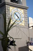 【ウンベルト1世広場】広場の時計台