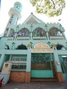 【チョロン・モスク】中華街に佇むモスクは少し異様