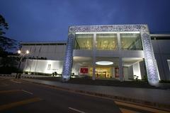 【イスラム美術館】夕暮れ時も美しい