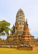 【ワット・ラーチャブーラナ】Wat Ratchaburana3